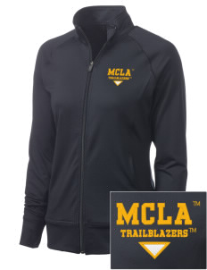 Massachusetts College of Liberal Arts Trailblazers Women's NRG Fitness Jacket