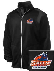 Salem State University Vikings Embroidered OGIO Men's Manifold Jacket
