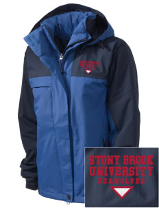 Stony Brook University Seawolves  Embroidered Women's Nootka Jacket