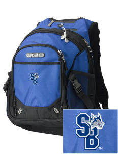 Stony Brook University Seawolves Embroidered OGIO Fugitive Backpack