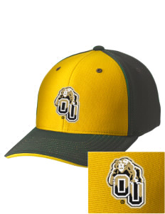 Oakland University Golden Grizzlies Embroidered M2 Contrast Cap
