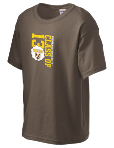 Valparaiso University Crusaders Kid's 6.1 oz Ultra Cotton T-Shirt