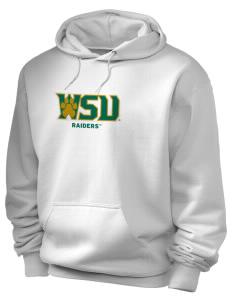 Wright State University Raiders Holloway Men's 50/50 Hooded Sweatshirt