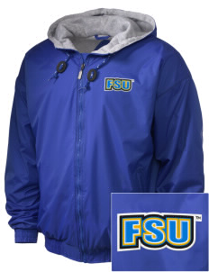 SUNY Fredonia Blue Devils Embroidered Holloway Men's Hooded Jacket