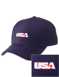 U.S. Marine Corps  Embroidered New Era Adjustable Structured Cap