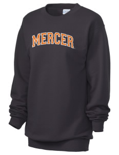 Mercer University Bears Unisex 7.8 oz Lightweight Crewneck Sweatshirt