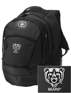 Mercer University Bears Embroidered OGIO Rogue Backpack