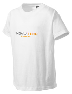 Indiana Tech Warriors Kid's T-Shirt