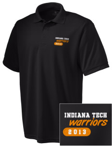 Indiana Tech Warriors Embroidered Holloway Men's Performance Polo