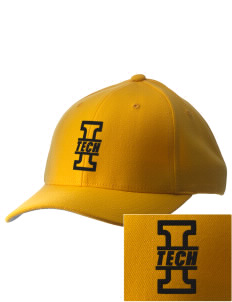 Indiana Tech Warriors Embroidered Pro Model Fitted Cap