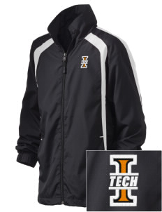 Indiana Tech Warriors Embroidered Kid's Color Block Jacket