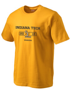 Indiana Tech Warriors Men's Lightweight T-Shirt