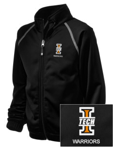 Indiana Tech Warriors Embroidered Holloway Kid's Attitude Warmup Jacket