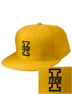 Indiana Tech Warriors Embroidered Diamond Series Fitted Cap