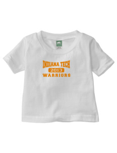 Indiana Tech Warriors Toddler T-Shirt