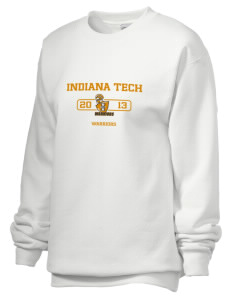 Indiana Tech Warriors Unisex Crewneck Sweatshirt