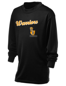 Indiana Tech Warriors Holloway Kid's Performance Spark Long Sleeve T-Shirt