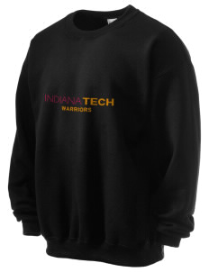 Indiana Tech Warriors Ultra Blend 50/50 Crewneck Sweatshirt