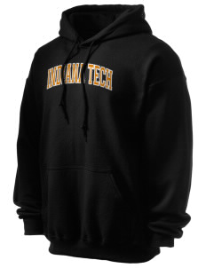 Indiana Tech Warriors Ultra Blend 50/50 Hooded Sweatshirt