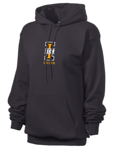 Indiana Tech Warriors Unisex 7.8 oz Lightweight Hooded Sweatshirt