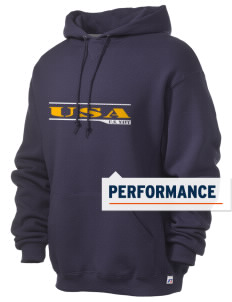 U.S. Navy Russell Men's Dri-Power Hooded Sweatshirt