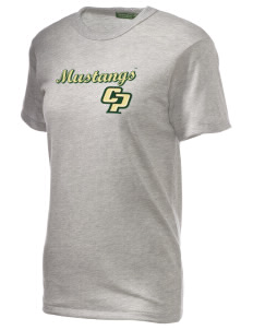 California Polytechnic State University Mustangs Alternative Unisex Eco Heather T-Shirt