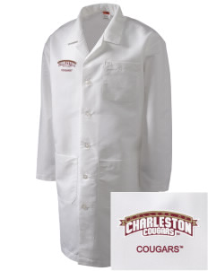 College of Charleston Cougars Full-Length Lab Coat