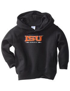 Idaho State University Bengals  Toddler Fleece Hooded Sweatshirt with Pockets