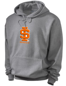 Idaho State University Bengals Men's Hooded Sweatshirt