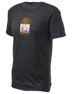 Idaho State University Bengals Alternative Unisex Eco Heather T-Shirt