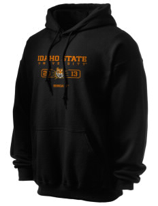 Idaho State University Bengals Ultra Blend 50/50 Hooded Sweatshirt