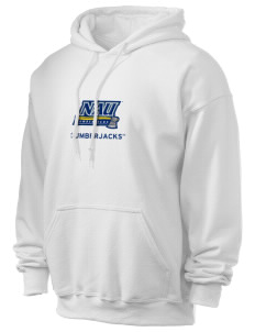 Northern Arizona University Lumberjacks Ultra Blend 50/50 Hooded Sweatshirt
