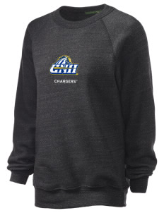 University of New Haven Chargers Unisex Alternative Eco-Fleece Raglan Sweatshirt