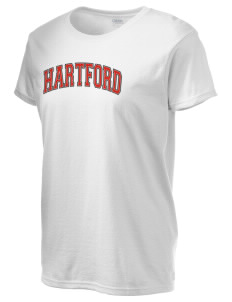 University of Hartford Hawks Women's 6.1 oz Ultra Cotton T-Shirt