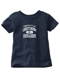 Christendom College Crusaders  Baby Jersey T-Shirt