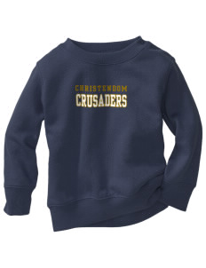 Christendom College Crusaders Toddler Crewneck Sweatshirt