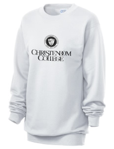 Christendom College Crusaders Unisex 7.8 oz Lightweight Crewneck Sweatshirt
