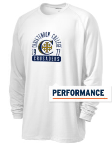 Christendom College Crusaders Men's Ultimate Performance Long Sleeve T-Shirt