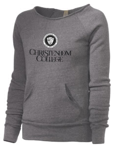Christendom College Crusaders Alternative Women's Maniac Sweatshirt