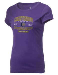 Christendom College Crusaders Holloway Women's Groove T-Shirt