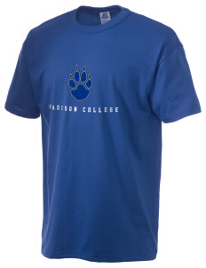 Madison Area Technical College WolfPack  Russell Men's NuBlend T-Shirt