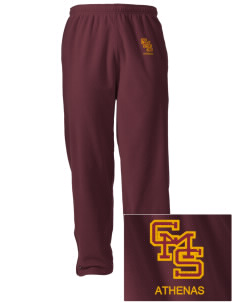 Claremont-Mudd-Scripps Women's Athletics Athenas Embroidered Holloway Men's Flash Warmup Pants