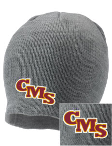 Claremont-Mudd-Scripps Women's Athletics Athenas Embroidered Knit Cap