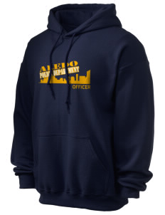 Aledo Police Department Ultra Blend 50/50 Hooded Sweatshirt