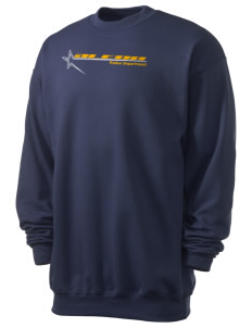 Aledo Police Department Men's 7.8 oz Lightweight Crewneck Sweatshirt