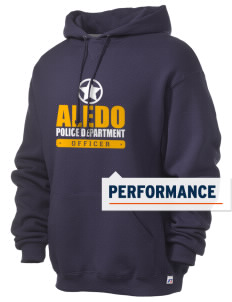 Aledo Police Department Russell Men's Dri-Power Hooded Sweatshirt