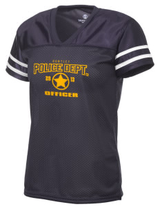 Huntley Police Department Holloway Women's Fame Replica Jersey