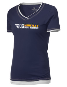 Huntley Police Department Holloway Women's Dream T-Shirt