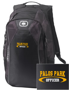 Palos Park Police Department Embroidered OGIO Marshall Backpack