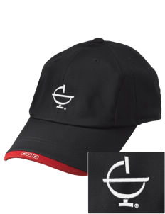Excelsior College Start to Finish Embroidered OGIO X-Over Cap